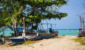 Fischerküste Stockfotografie