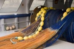 Fischernetz Lizenzfreies Stockfoto