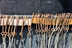 Fischernetz Stockfotografie