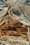 Fischernetz Stockfotos