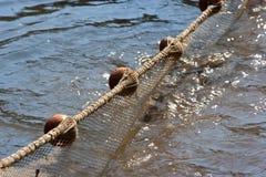 Fischernetz Lizenzfreie Stockfotografie