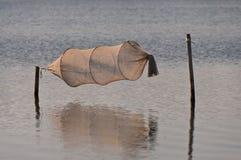 Fischfalle Stockfotografie