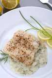 Fischgericht Lizenzfreies Stockbild