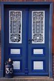 fischland дверей Стоковая Фотография