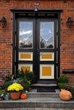Fischland-doors Royalty Free Stock Image