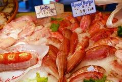 Fischmarkt lizenzfreies stockfoto