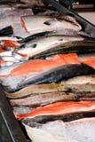Fischmarkt Stockfotografie