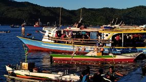 Fischmarkt in Hong Kong stockfoto