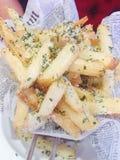 Fischrogen mit Käse Stockfotografie
