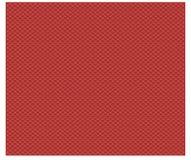Fischschuppe im Muster, Rot-gelb Stockbild