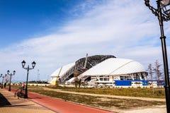 """Fischt"" i Sochi Royaltyfri Bild"