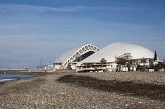 Fischt Stadium in Sochi. View of Fischt Stadium in Sochi stock image