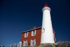 Fisgard latarnia morska Zdjęcie Stock