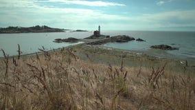 Fisgard-Leuchtturm, Victoria 4K UHD stock video