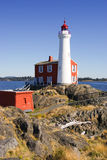 Fisgard light house Stock Photography