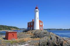 Fisgard Lighthouse, Canada Stock Photos