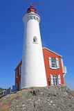 Fisgard Lighthouse Royalty Free Stock Image