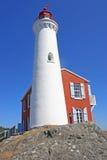 Fisgard Lighthouse. On Vancouver Island Royalty Free Stock Image