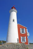 Fisgard Lighthouse. On Vancouver Island Stock Images