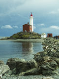 Fisgard Lighthouse Stock Image
