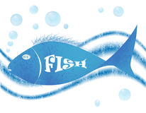 Fish. This fish best use in fish shopping industry Royalty Free Stock Photo