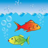 Fish. Marine ocean food nature Stock Image