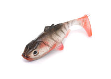 Fish. Ing tackle insulated on � white background Stock Photo