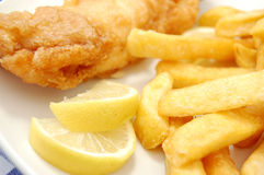 Free Fish And Chips Royalty Free Stock Photos - 11277288