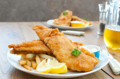 Free Fish And Chips Royalty Free Stock Images - 22005899