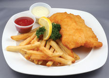 Free Fish And Chips Stock Image - 2538171