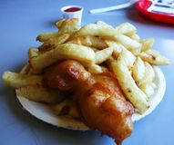 Free Fish And Chips Royalty Free Stock Photo - 3000295