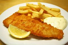 Free Fish And Chips Stock Photo - 3252860