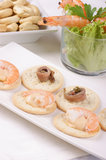 Fish appetizer Stock Photography
