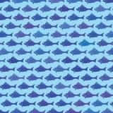 Fish background Stock Photography