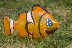 Fish balloon Royalty Free Stock Images