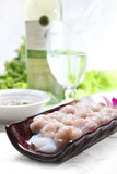 Fish balls Royalty Free Stock Photos