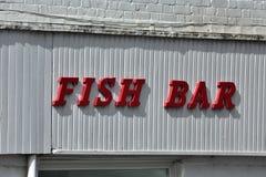 Fish Bar Royalty Free Stock Images