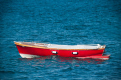 Fish boat Royalty Free Stock Image