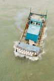 Fish boat Royalty Free Stock Photos