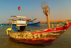 Fish boat Royalty Free Stock Photography
