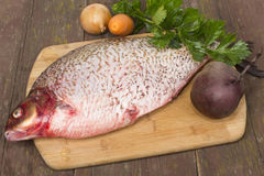 Fish bream Stock Photo