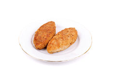 Fish cakes Stock Photos