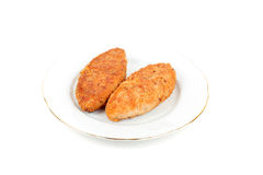 Fish cakes Royalty Free Stock Image
