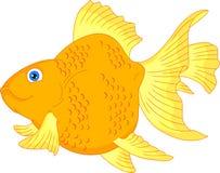 Fish cartoon Royalty Free Stock Photo