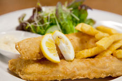 Fish and Chip Stock Images