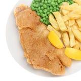 Fish & Chips Stock Photos