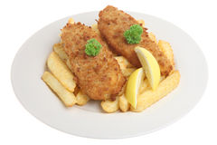 Fish & Chips Stock Image