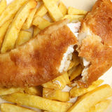 Fish & Chips Stock Images