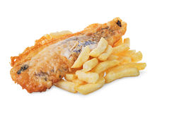 Fish and chips Stock Images