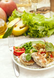 Fish chops Stock Image